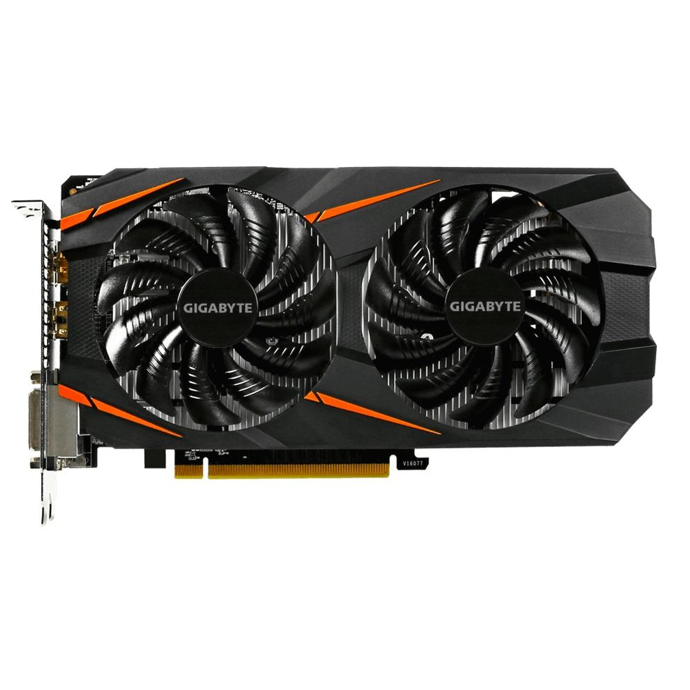 VGA Gigabyte GTX1060WF2OC-3GD (NVIDIA Geforce/ 3Gb