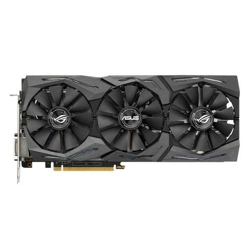 Asus ROG STRIX-RX480-O8G-GAMING (AMD Radeon/ 8Gb/
