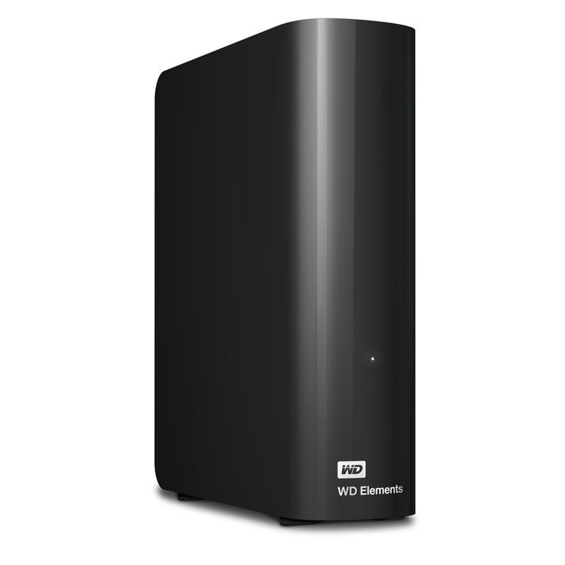 Ổ cứng di động Western Digital Element 2Tb 3.5I
