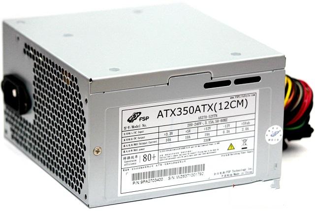 Nguồn FSP AX350ATX