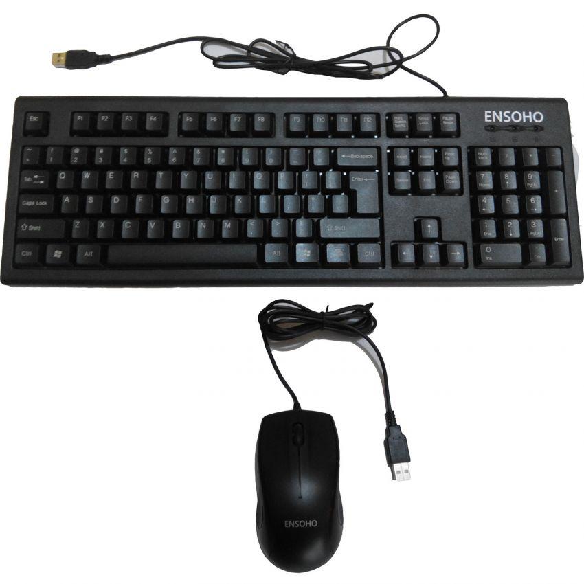Bộ phím chuột Ensoho B107