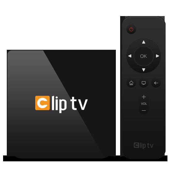 TV Box Clip TV