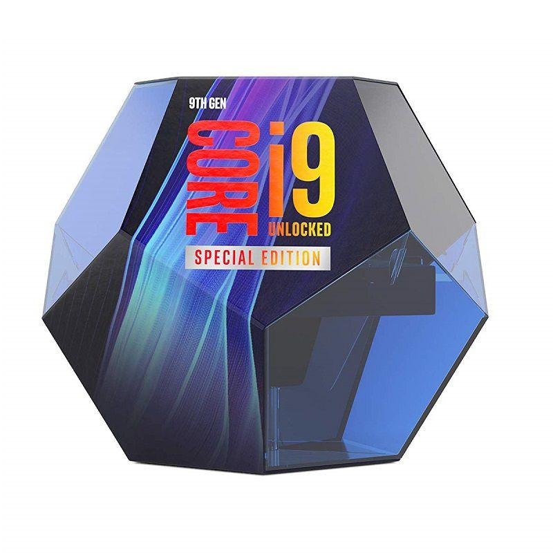 CPU Intel Core i9 9900K (Up to 5.00Ghz/ 16Mb cache