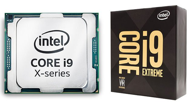 Intel Core i9 10920X (up to 4.6 GHz/ 19,25Mb cache