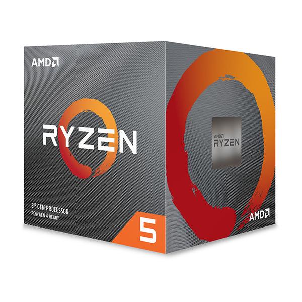 CPU AMD Ryzen 5 3400G (Up to 4.2Ghz/ 6Mb cache)
