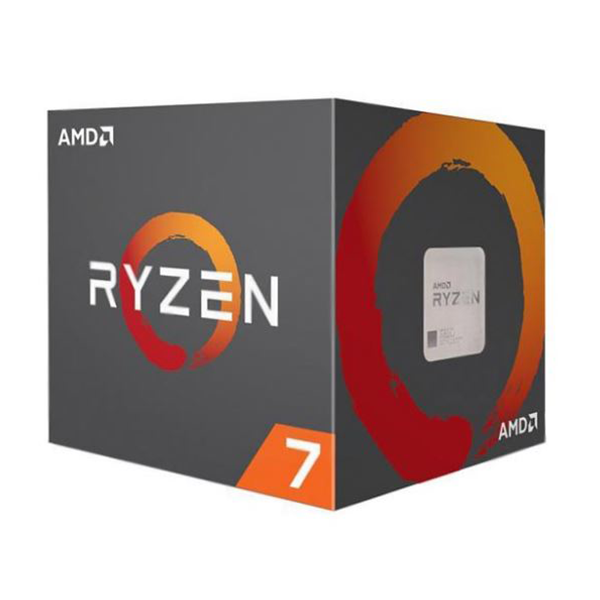 CPU AMD Ryzen 7 3800X (Up to 4.5Ghz/ 36Mb cache)