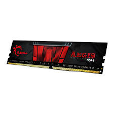 RAM GSKill 4Gb DDR4-2400- F4-2400C17S-4GIS