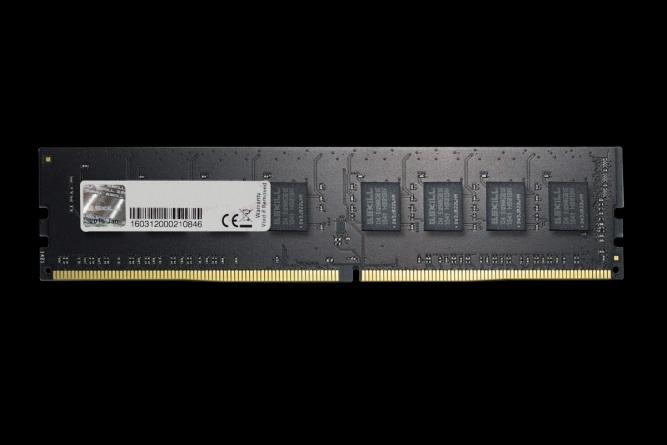 RAM GSKill 8Gb DDR4-2666- F4-2666C19S-8GNT