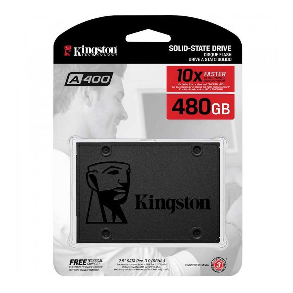 Ổ SSD Kingston SA400 480Gb SATA3