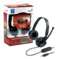 Tai nghe (Headphone) Genius (HS-03U Game)