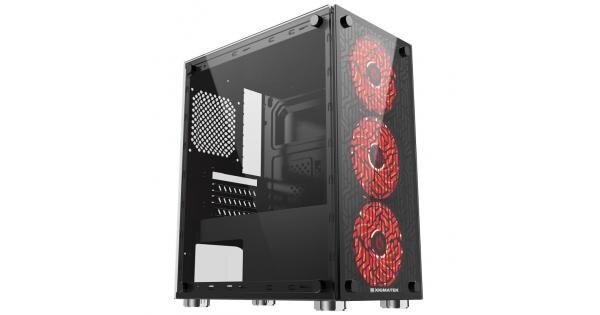 Vỏ case Xigmatek NYX 3F RGB EN43057